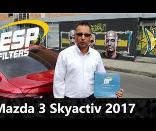Embedded thumbnail for Cambio Filtro de Aire Acondicionado (cabina) Mazda 3 Skyactiv 2017