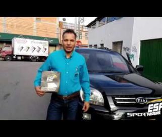 Embedded thumbnail for Cambio de filtro de aire acondicionado, Kia Sportage 2.0 Diesel