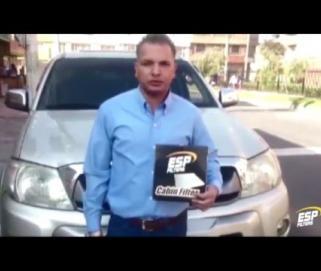 Embedded thumbnail for Cambio Filtro Aire Acondicionado Toyota Hilux 2009