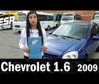 Embedded thumbnail for Cambio Filtro de Aire Acondicionado Chevrolet Chevy 1.6