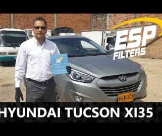 Embedded thumbnail for Hyunday Tucson Xi35 Cambio Filtro de Aire Acondicionado (cabina)