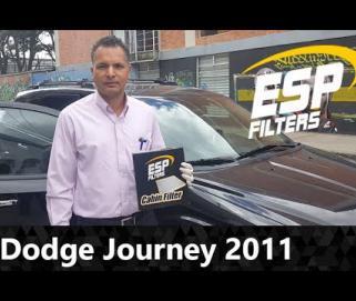 Embedded thumbnail for Cambio Filtro de Aire Acondicionado (cabina) Dodge Journey